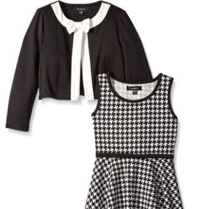 Darling Girls dress suit/ Dress set sz 4, 5, 6, 6X